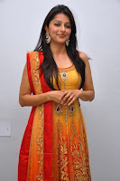 Gorgeous, Bhoomika, From, A, New, Movie, Launch