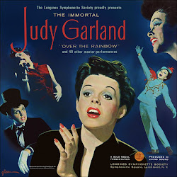 "Judy Garland canta ""The man that got Away"""