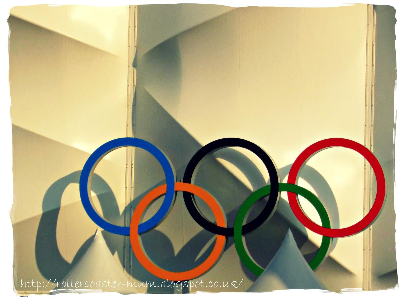 Beatbox 2012, Olympic rings