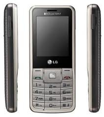 LG A155 Non Camera Internet Phone With GPRS & EDGE Support.