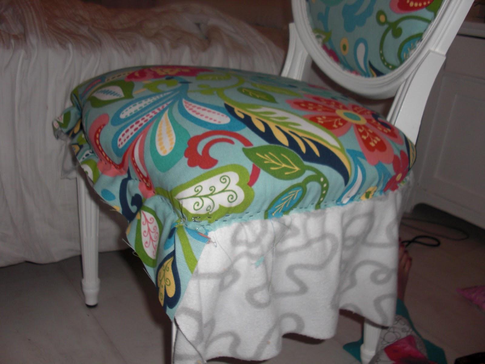 Heim elich medaillon stuhl - Stuhle selbst beziehen ...