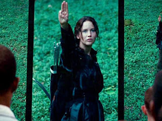 Jogos Vorazes - Jennifer Lawrence