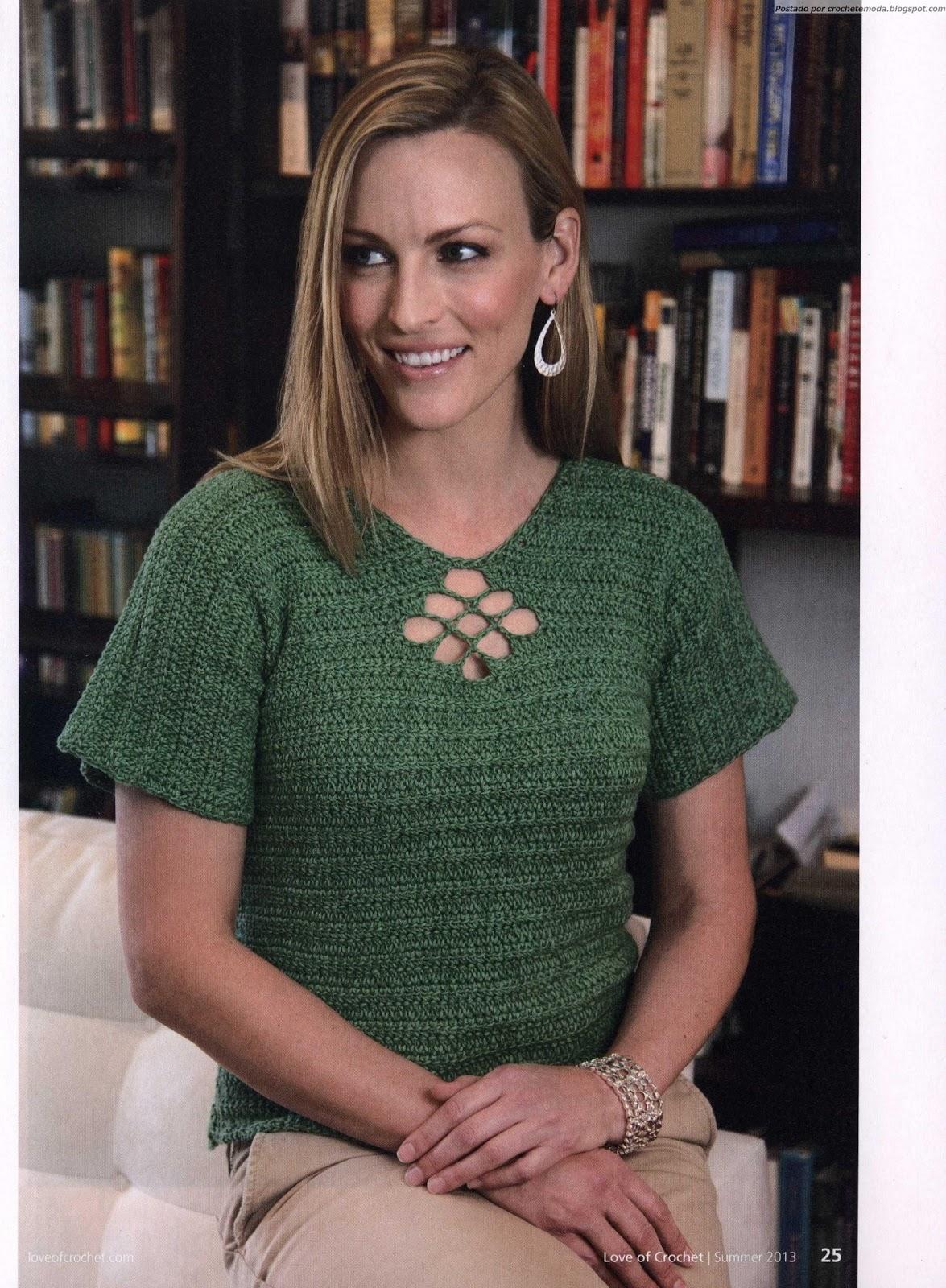 Зелёная блуза. 12090