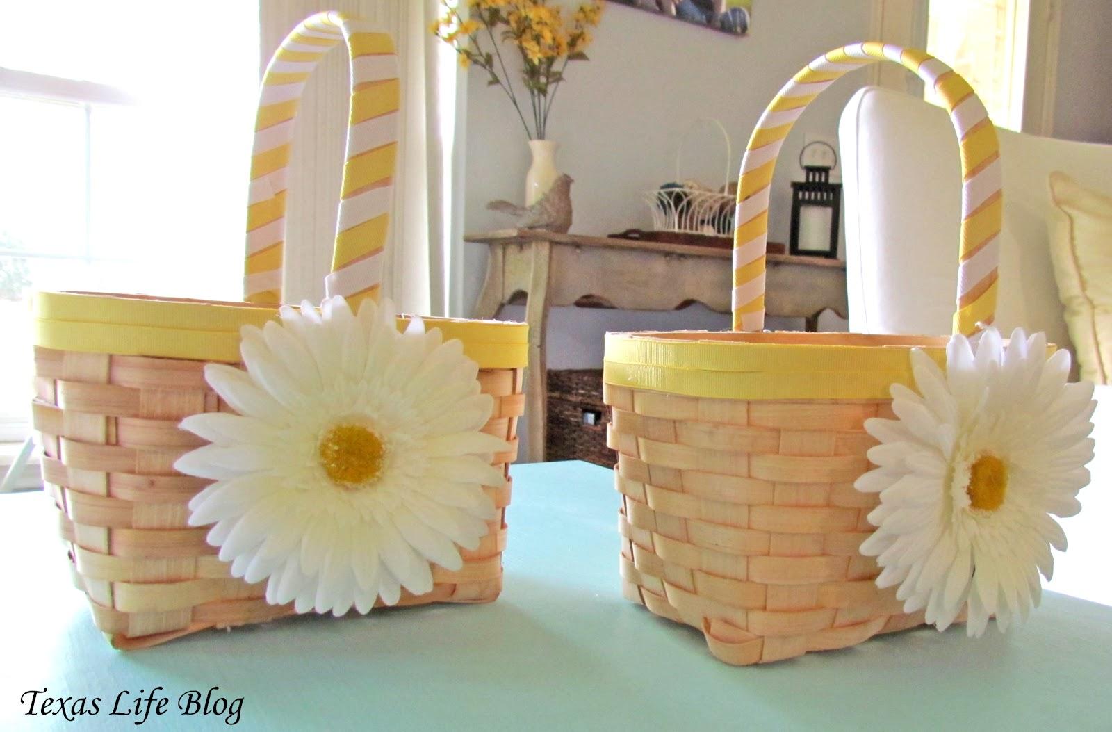 Flower Girl Baskets Diy : Th street bridge diy flower girl baskets
