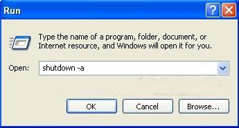 Windows tips Hướng dẫn hẹn giờ tắt máy tính dễ dàng
