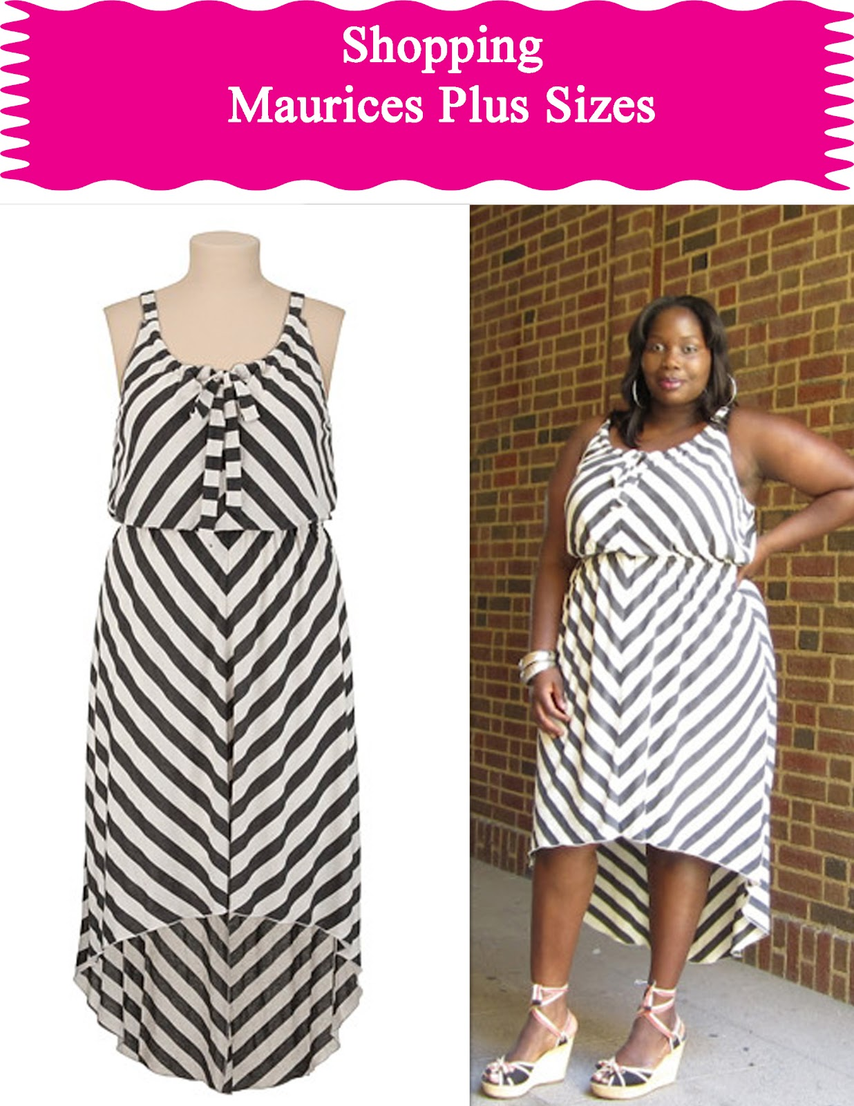 SHOPPING MAURICES | Stylish Curves