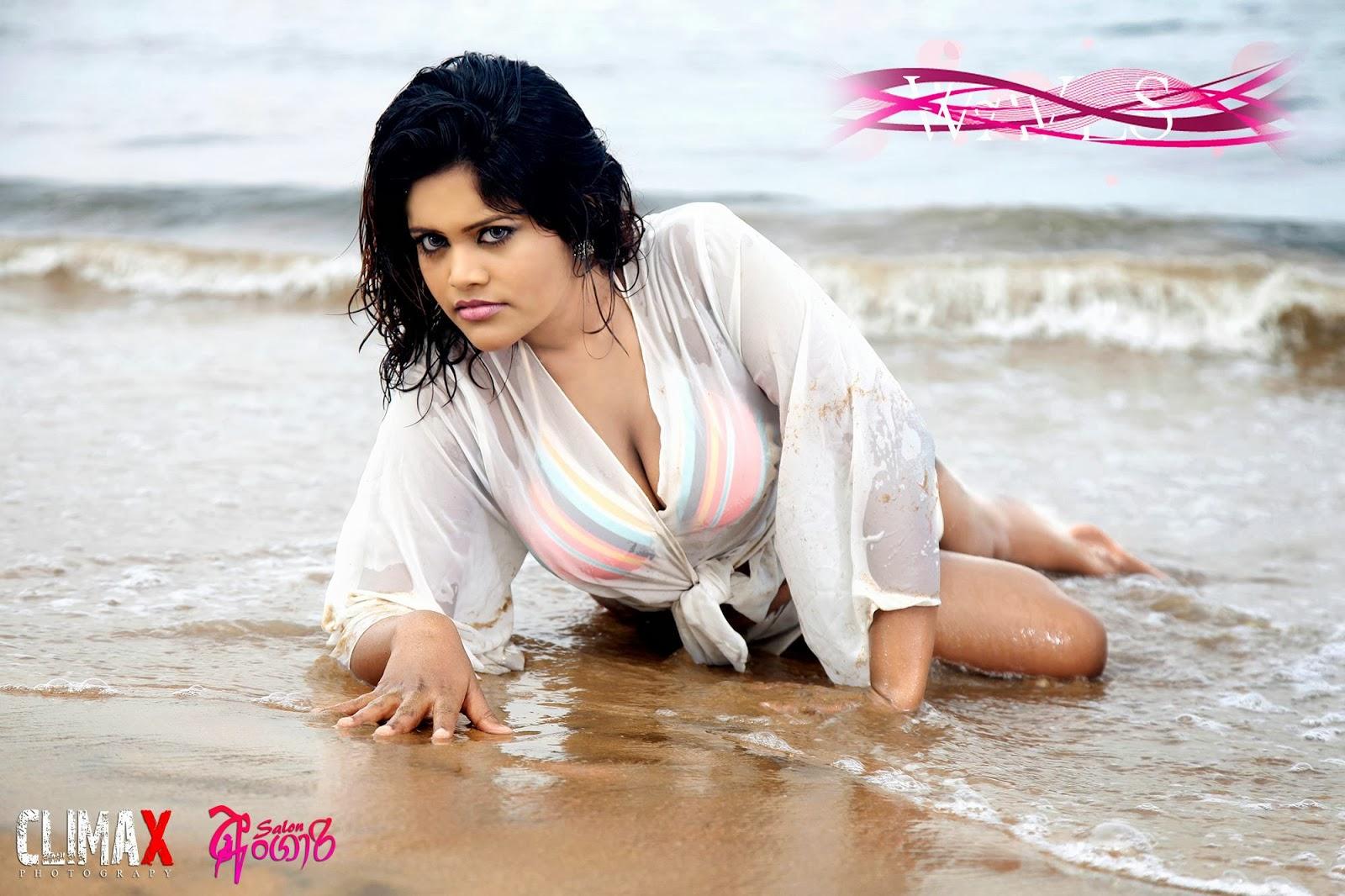 Shalini Nanayakkara hot waves