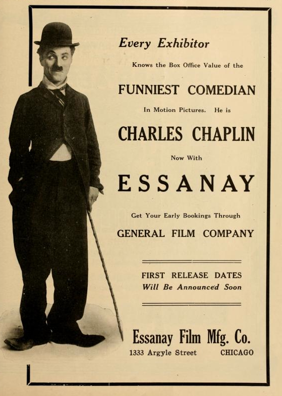 Charlie Chaplin Essanay