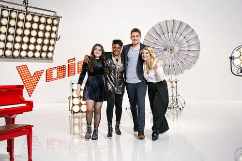 TVoG  the voice of Germany, The Voice  final show
