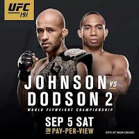 UFC 191 Video Preview Johnson vs Dodson