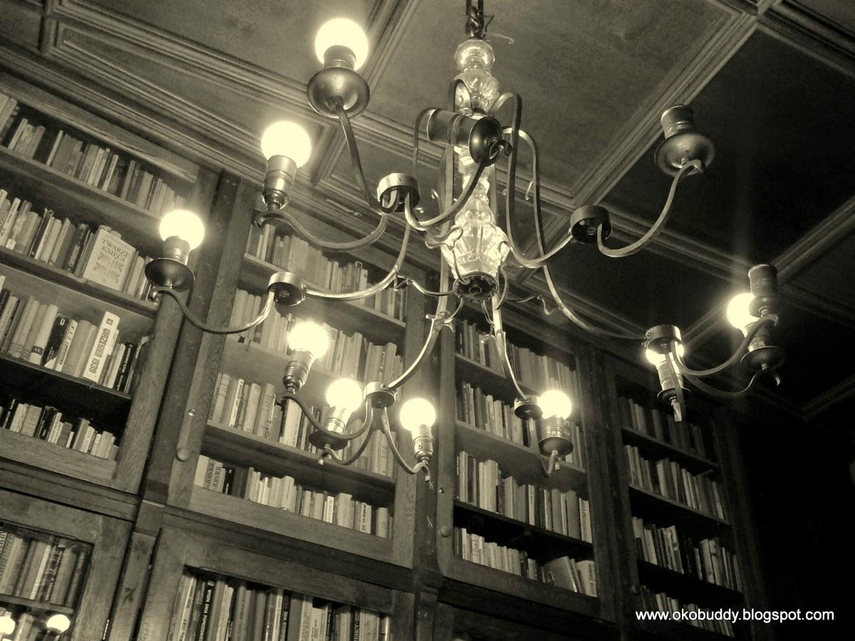 Zamek Czocha - Biblioteka