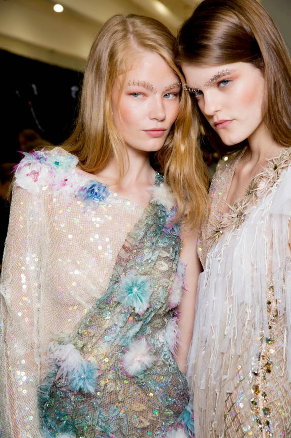 New York Fashion Week: Rodarte Spring / Summer 2015