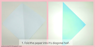 DIY origami penguin step 1 (jadesmoke04.blogspot.com)