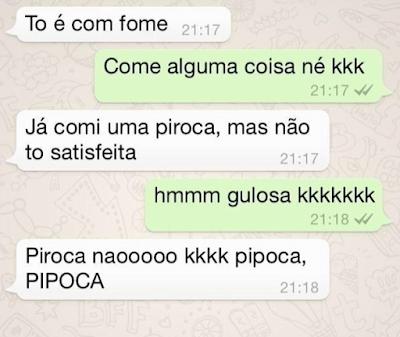 Whatsapp da zueira, zap zap