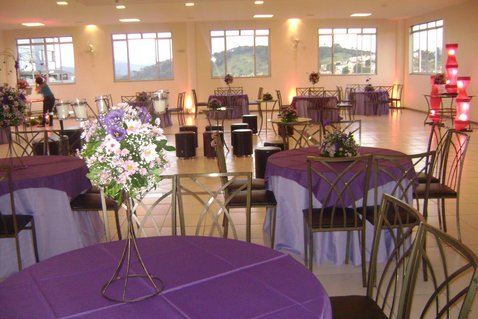 Nobre Eventos Festa 15 anos Salão de festas Diana Hall