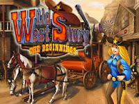 Bermain Puzzle menyenangkan Wild West Story