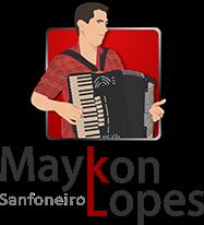 Sanfoneiro Maykon Lopes