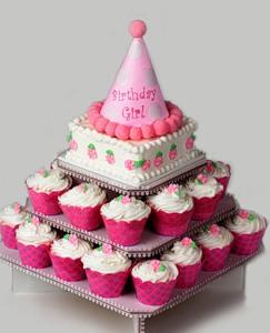 Como hacer una base para cupcakes lodijoella - Bases para cupcakes ...