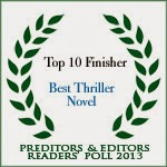 2013 Thriller Award