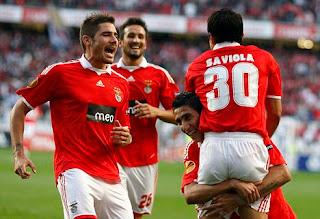 Prediksi Benfica vs Braga