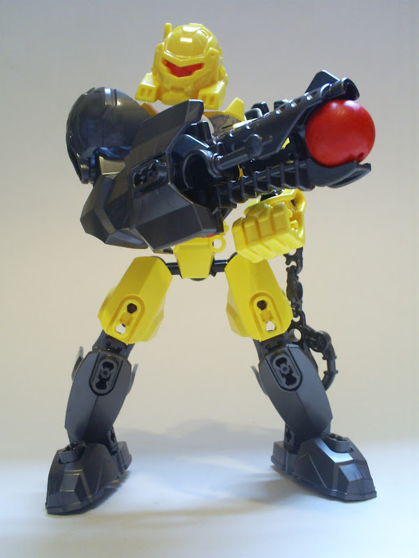 That Figures: REVIEW: Lego Hero Factory - Evo 4.0 (Breakout)