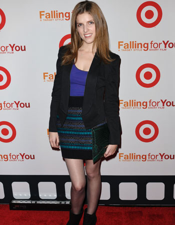 Anna Kendrick at Target Celebrates 'Falling For You'