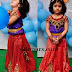 First B'day Lehenga for Kids