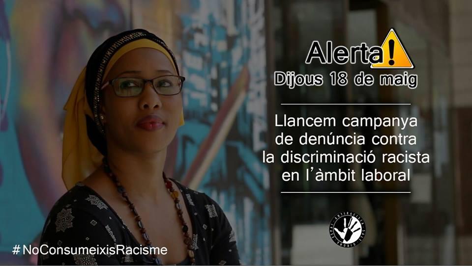 """CAMPANYA """"NO CONSUMEIXIS RACISME"""""""