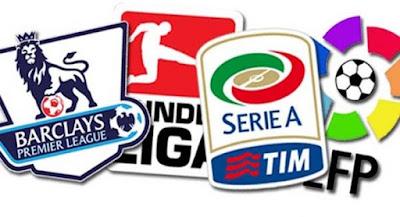 Jadwal Pertandingan Sepak Bola (Live-TV) 29-31 Agustus 2015