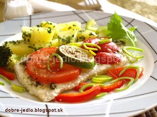 Ryba v balíčku - recepty