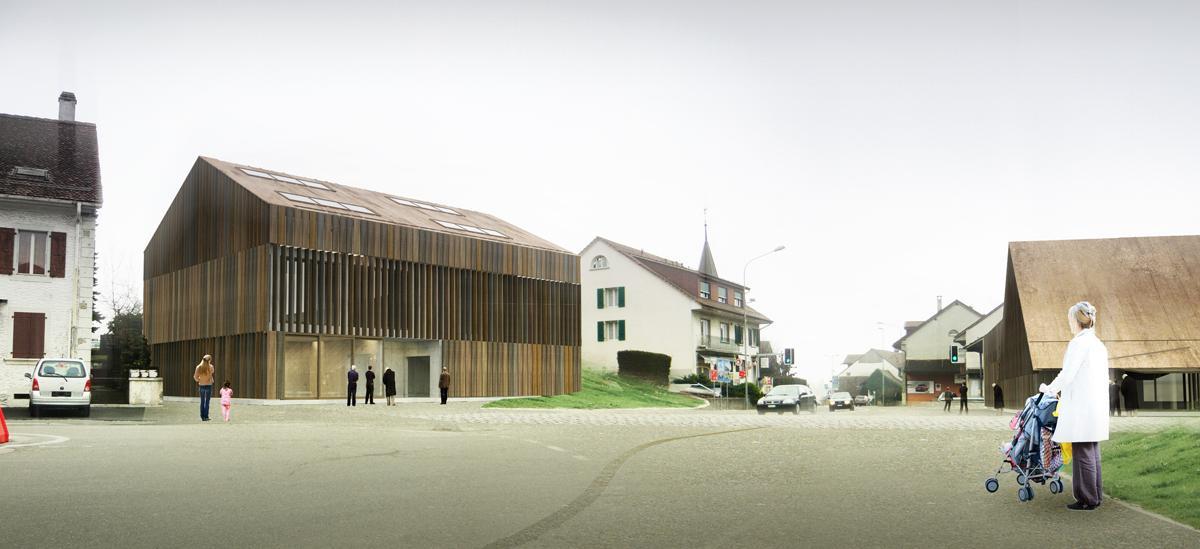 Nicolas reymond architecture urbanisme julien joly for Architecture urbanisme