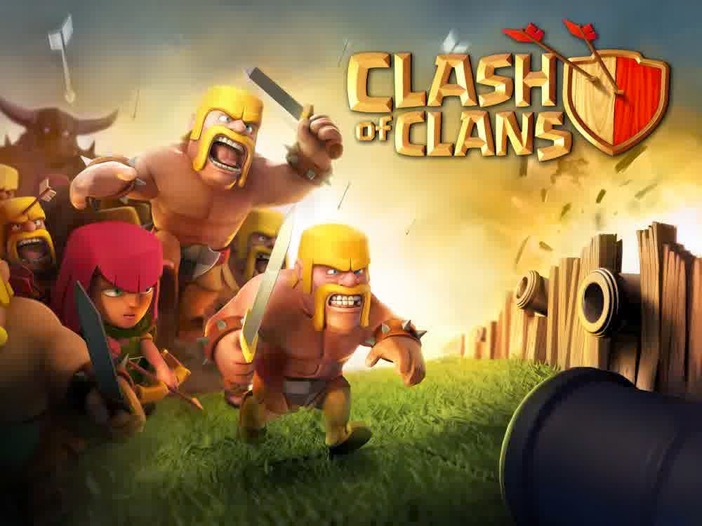Free Download Clash of Clans 6.407.8 APK for Android