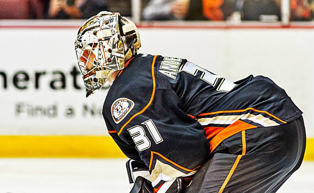 Why Frederik Anderson is the Ducks Starter over John Gibson