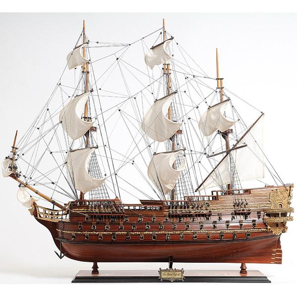 18 Century St. Esprit Wooden Clipper