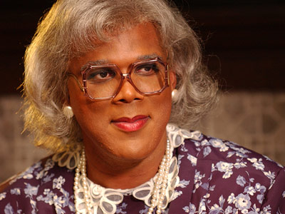 A list of all movies Madea Madea