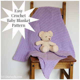 easy crochet baby blanket pattern quick crochet projects crochet blanket free pattern