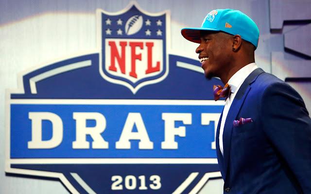 Miami Dolphins Draft 2013