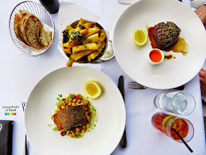 Manta Restaurant and Bar | Woolloomooloo