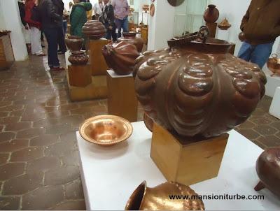 Museo Nacional del Cobre en Santa Clara del Cobre