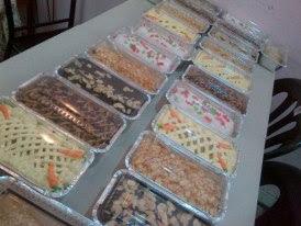 mini pack cake