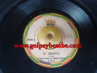 45 Rpm Ramon Molina y su Combo Side A