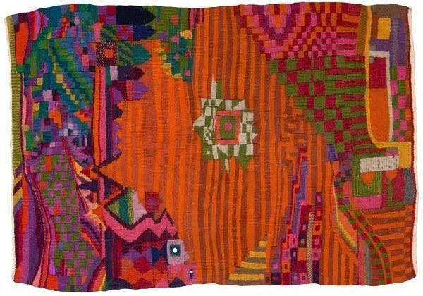 Textile Ideen Stoffspielereien Gewebte Ecken