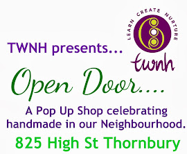 Open Door......Pop Up Shop