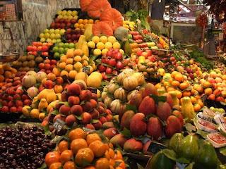 veganism: Beautiful fruit