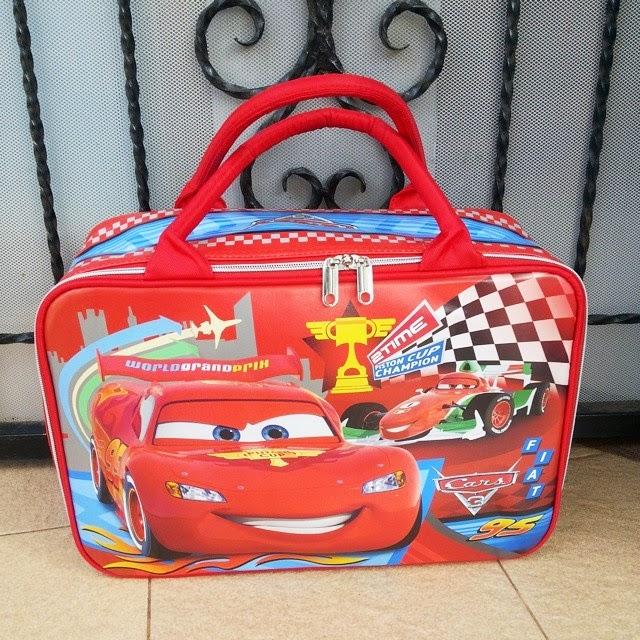 Travel Bag Anak Laki - Laki