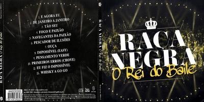 Raça Negra O Rei Do Baile 2015
