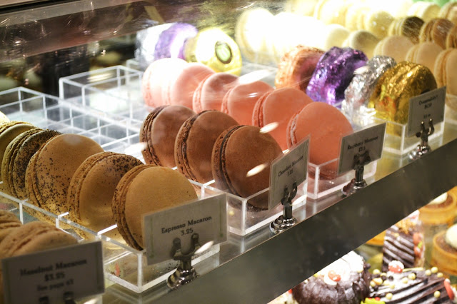 yountville, bouchon, bakery, macarons, pastry, french, thomas keller