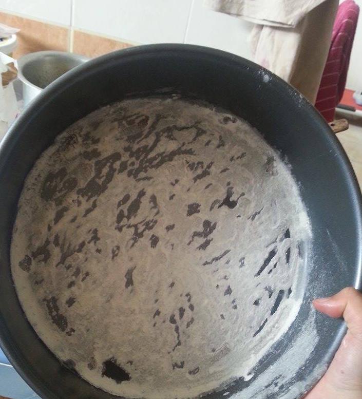 Cara-cara membuat kek kukus moist coklat