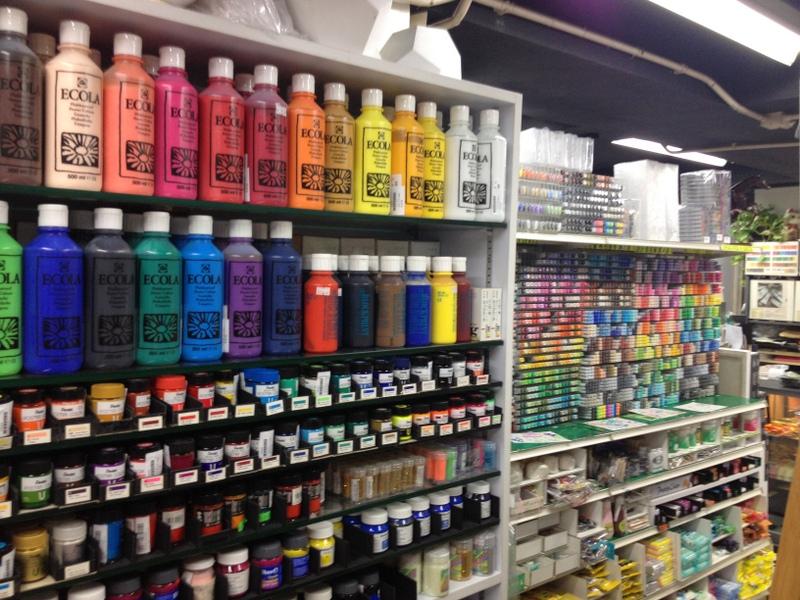 Michaels Craft Store Acrylic Paints