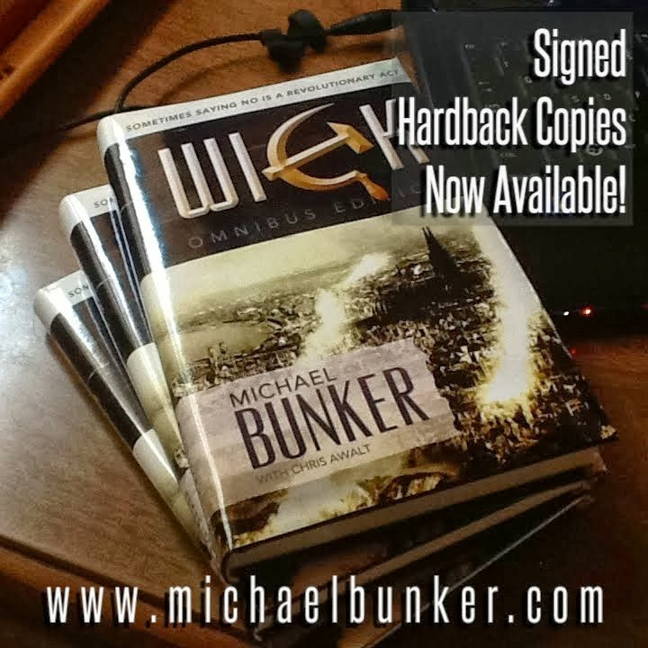 Signed/Numbered Hardbacks!